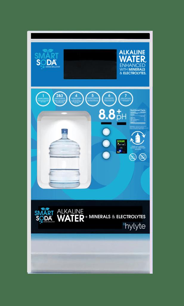 water machine for restaurant
