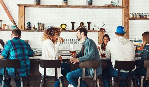 Soda Machine for Restaurents & Bars